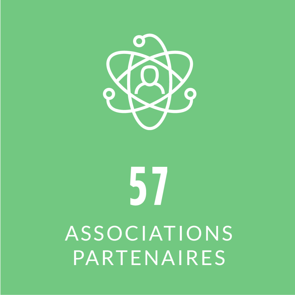 Fondation Wavestone : 57 associations partenaires