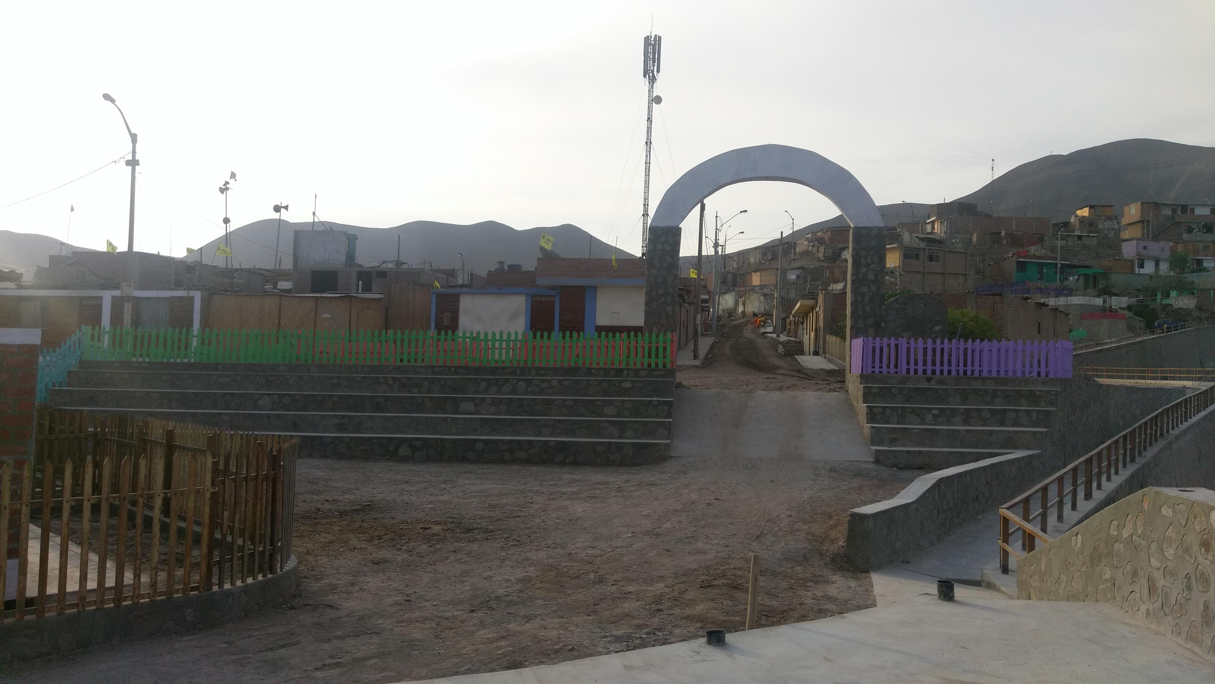 place de la nouvelle école