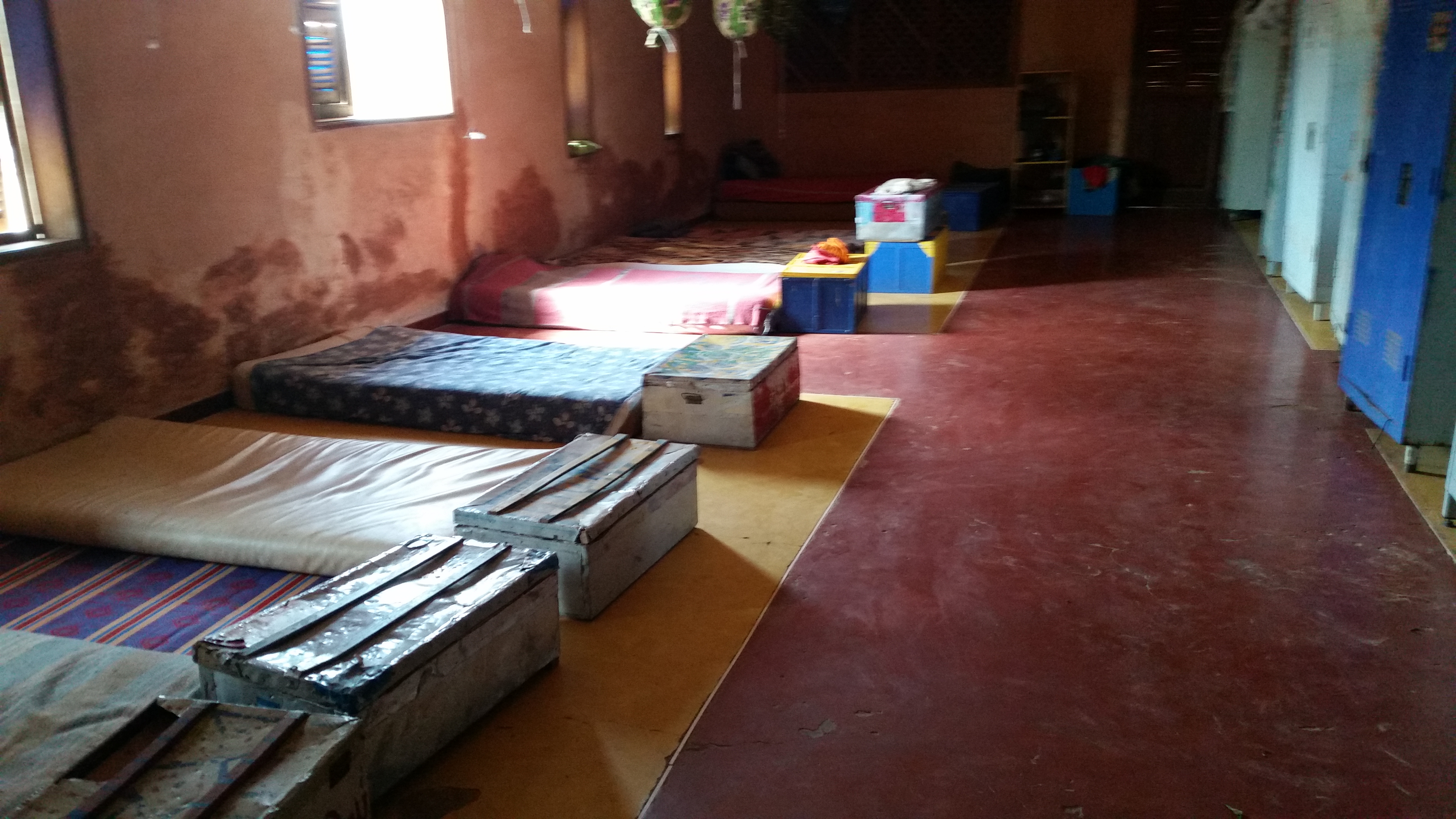 dortoir des enfants senegal