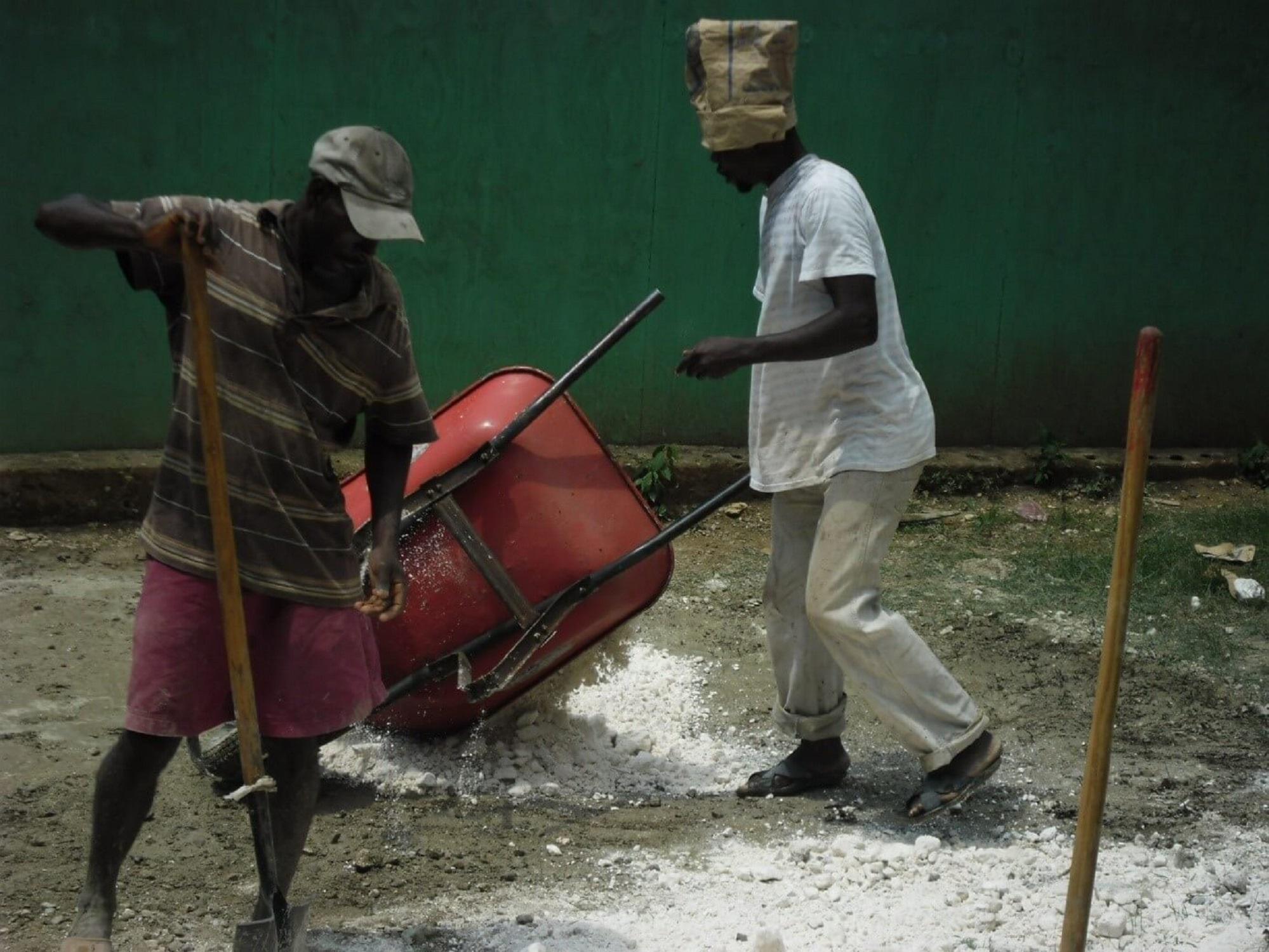 Haïti solidarité Sorbonne